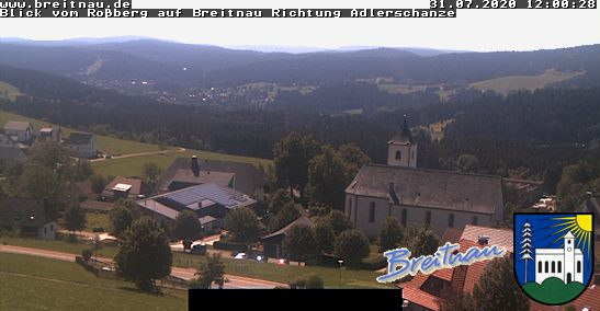 Webcam Breitnau-Ort