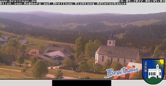 Webcam Breitnau-Ort